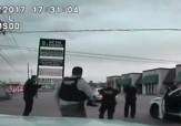 باشگاه خبرنگاران - تیراندازی پلیس آمریکا جان مظنون را گرفت + فیلم