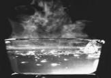 باشگاه خبرنگاران - یخ زدن آب جوش در دمای ۴۰ درجه زیر صفر + فیلم