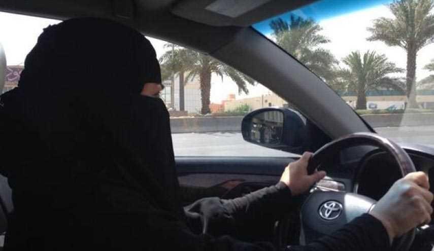 بازداشت یک زن عربستانی به جرم رانندگی کردن!