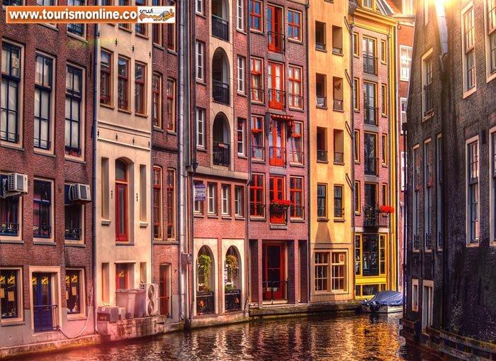 شاهکارهای معماری هلند که توریست جذب میکند +تصاویر