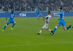 باشگاه خبرنگاران -پیروزی یوونتوس در دور رفت کوپا ایتالیا برابر ناپولی + فیلم