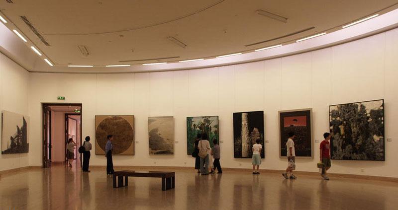 آثار گالریهای مختلف در آخر هفته چیست؟