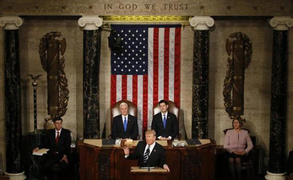 باشگاه خبرنگاران -دروغهای آقای رئیسجمهور در اولین سخنرانی وی در کنگره