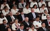 باشگاه خبرنگاران -چرا زنان دموکرات کنگره در مراسم سخنرانی ترامپ سفیدپوش بودند؟