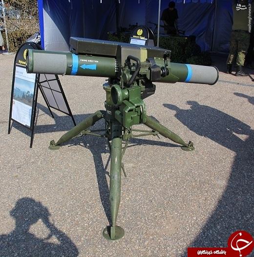 تاکتیک مهم و جدید ارتش برای حفاظت مقتدرانه از مرزهای ایران/ پای «کورنت ایرانی» به دفاع از سواحل باز شد +عکس