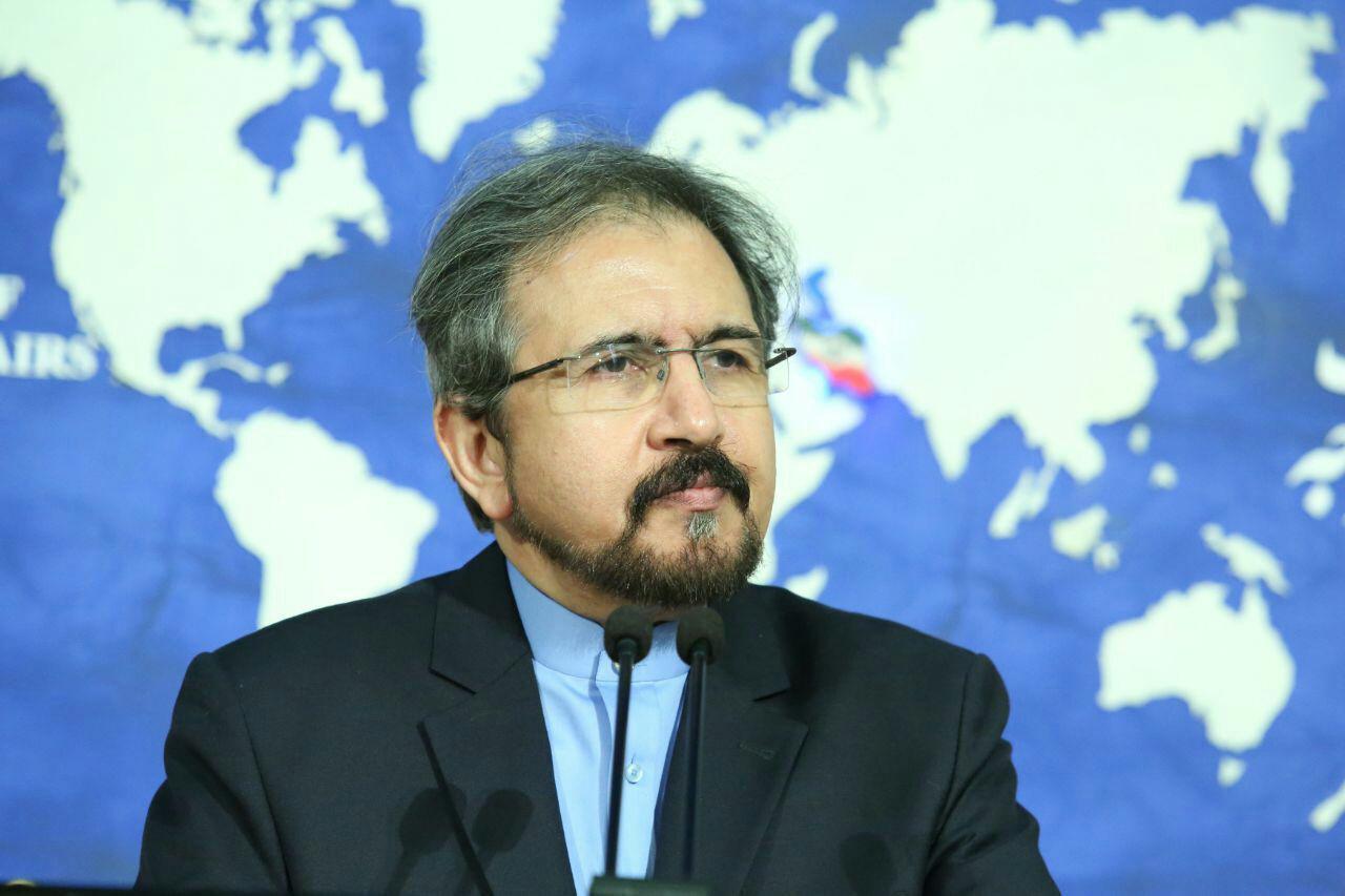 قاسمی: سفیر دانمارک به وزارت امور خارجه احضار شد