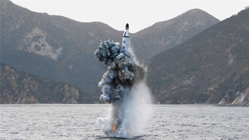 واکنش کره شمالی به رزمایش آمریکا؛ یک گلوله به آبهای ما شلیک کنید پاسخ بیرحمانه میدهیم!