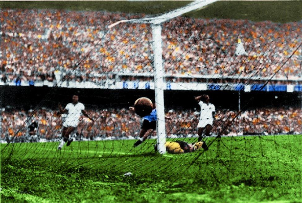 جام جهانی 1950/کابوس سلسائو در پرتماشاگرترین فینال تاریخ