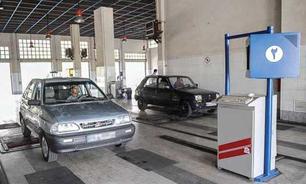 فعالیت 2 مرکز معاینه فنی خودرو در ایام نوروز