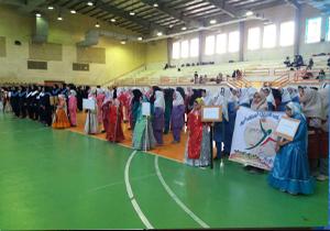 آغاز مسابقات ورزشی دانش آموزان در دوگنبدان