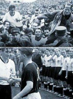 ویژه عید/ جام جهانی 1950/ معجزه برن و  نخستین قهرمانی ژرمن ها