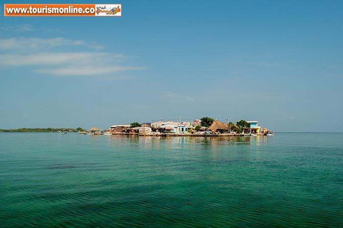عکس/ این جزیره کوچک پرجمعیت ترین جزیره دنیاست