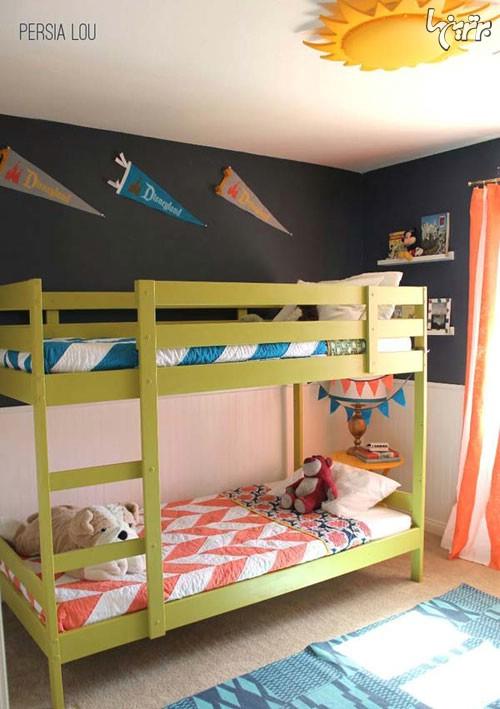 روش هایی برای تزئین اتاق خواب مشترک دختر و پسرتان