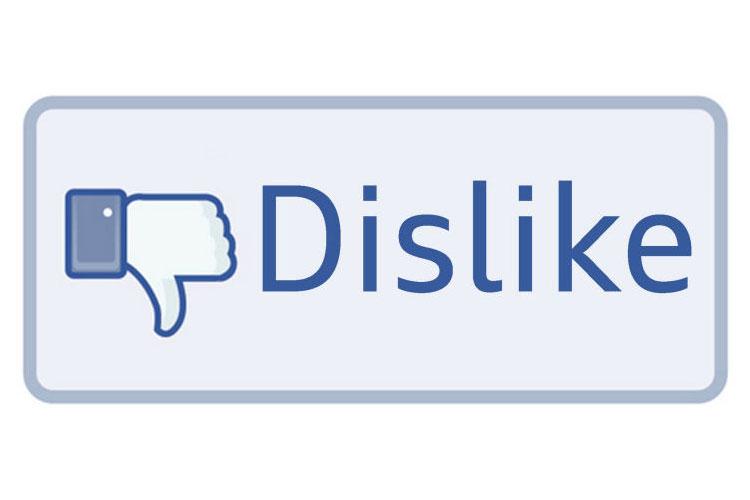 فیسبوک در حال آزمایش دکمه Dislike در اپلیکیشن مسنجر است