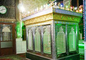 بقعه متبرکه امامزاده پیرمراد (ع) میزبان میهمانان نوروزی
