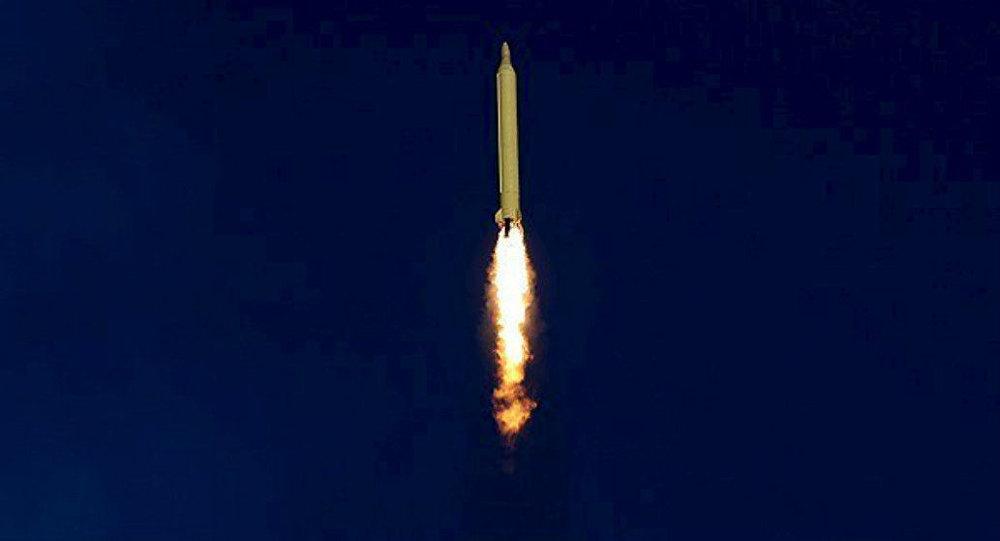 فاکس نیوز: آزمایش موفقیت آمیز موشک بالستیک سپاه پاسداران در دریای عمان