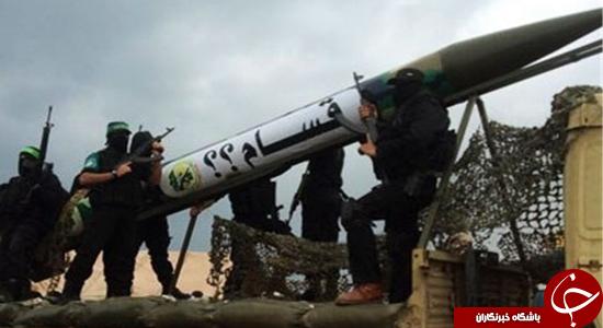 موشک های حماس می تواند همه سرزمین های ی را هدف قرار دهد