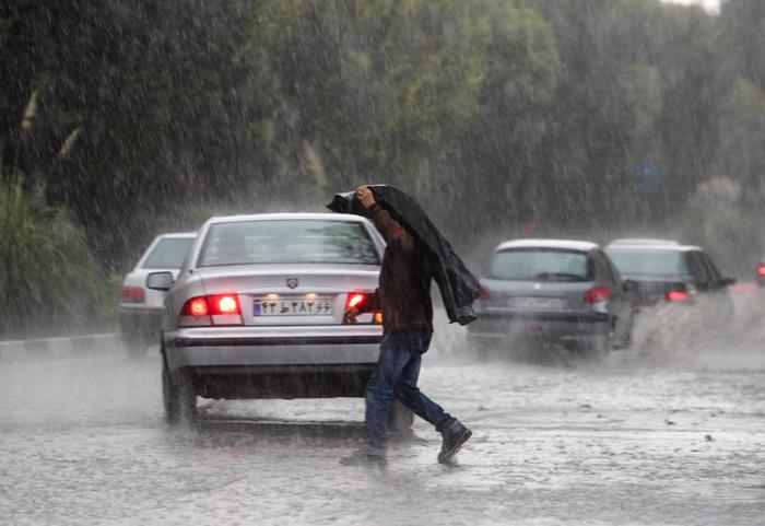 سامانه بارشی در راه است