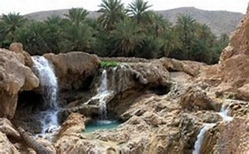چشمه آب گرم گنو مکانی برای تفریح و درمان