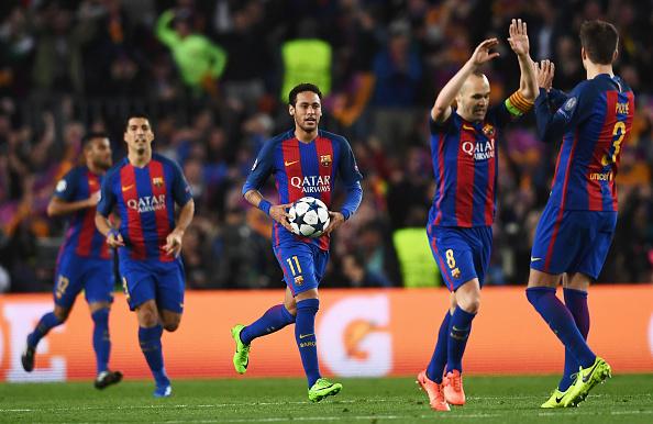 بارسلونا 6 - پاری سن ژرمن 1/معجزه نیوکمپ یادگار بارسا برای تاریخ فوتبال