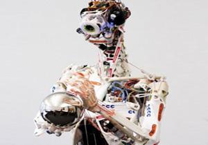 کشت بافت زنده در روبات انساننما