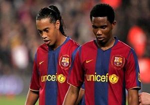 اعجوبه های فوتبال که به شکلی عجیب و غریب بارسلونا را تنها گذاشتند