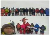 باشگاه خبرنگاران - صعود 73 کوهنورد استان به ارتفاعات خراسان شمالی