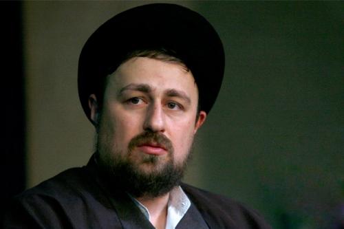 باشگاه خبرنگاران -عکس دیده نشده از حسن خمینی در کنار امام در بیمارستان قلب