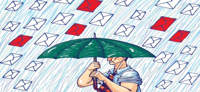 ایمیلهای ناشناس را جدی بگیرید