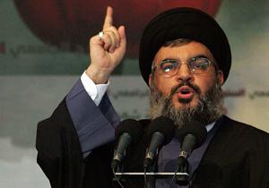 سیدحسن نصرالله: آمریکا در راس تروریستهاست/ درصورت حمله اسرائیل، نیروگاه اتمی دیمونا را هدف قرار میدهیم / ارادت من به مقام معظم رهبری، سیاسی و عاطفی است