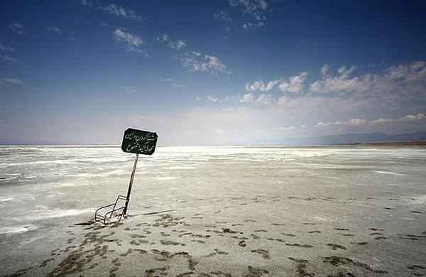 دریای مرده مانند ارومیه محو نخواهد شد/ کسی در این دریا غرق نمیشود