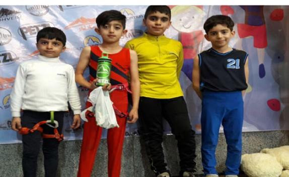 باشگاه خبرنگاران - راهیابی سنگ نوردان مهابادی به مرحله فینال  رقابتهای شمال غرب کشور