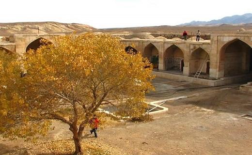 سمنان ، نگین کویر ایران آماده پذیرایی از میهمانان نوروزی