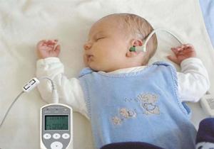 دلالیجدید؛ این بار در تست شنوایی نوزادان!