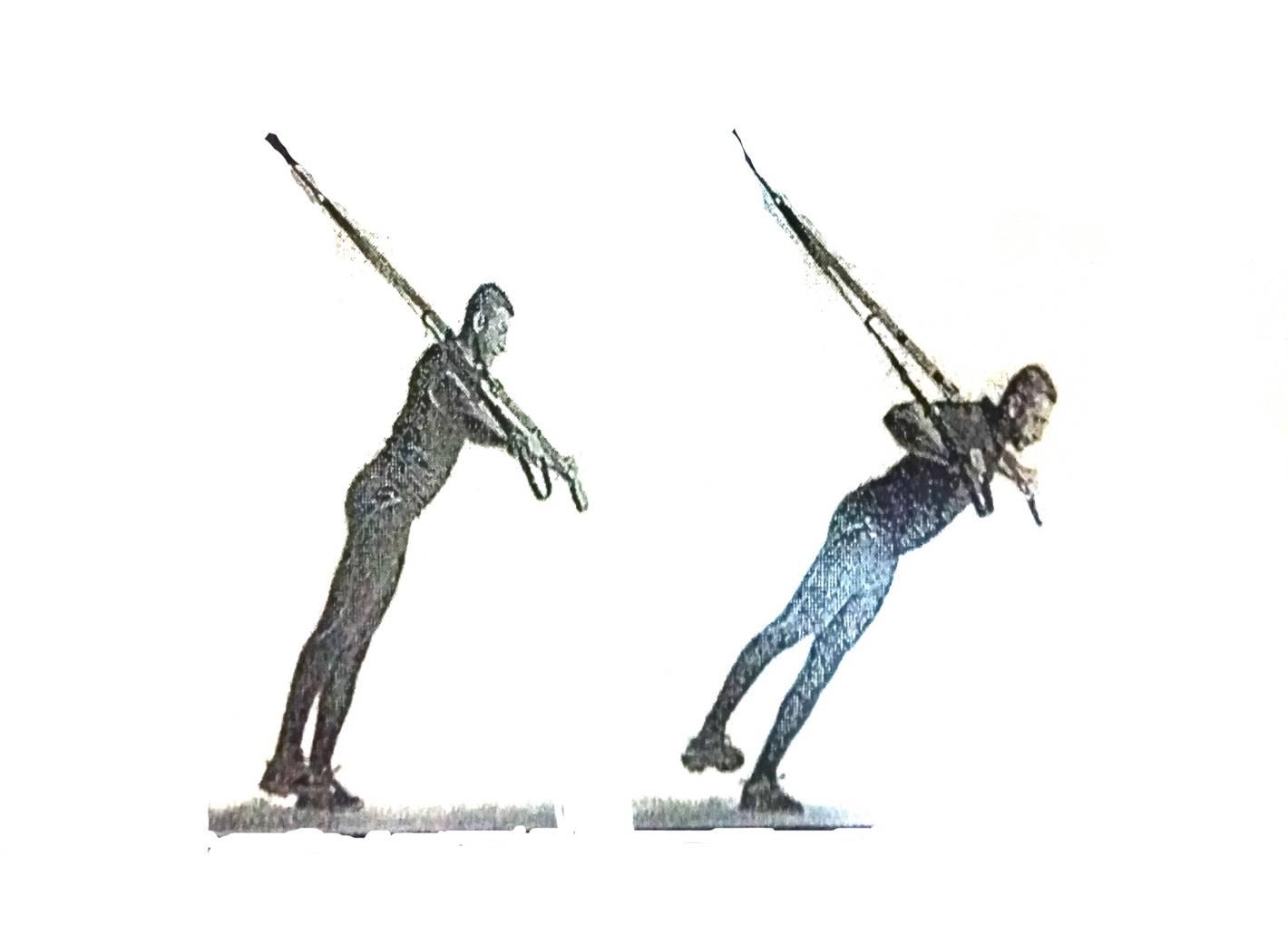 چربی سوزی و عضله سازی با ورزش تی آر ایکس (TRX)