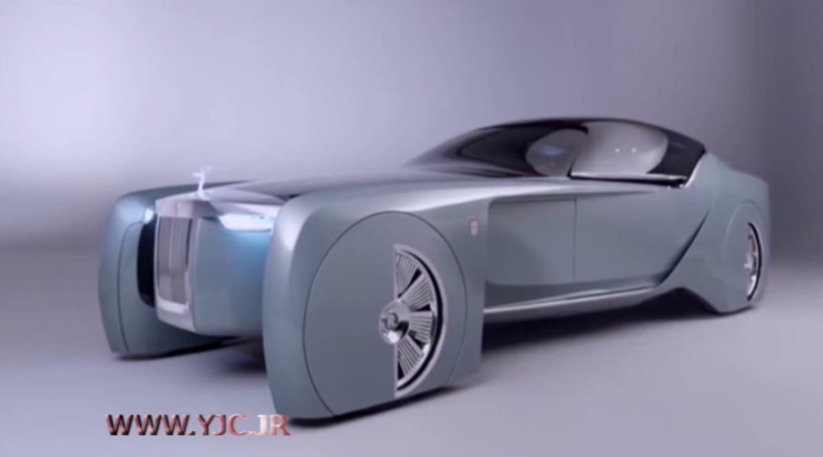 ویدئویی از چند خودروی مفهومی شگفت انگیز