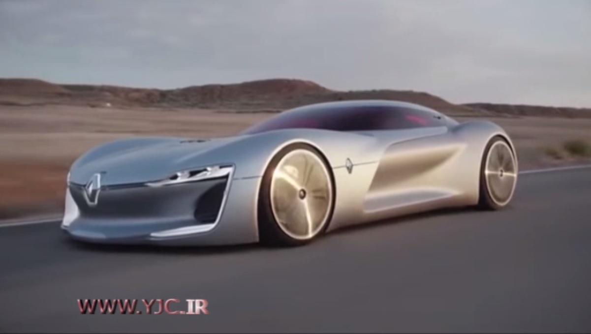 شگفت انگیزترین خودروهای مفهومی هوشمند جهان +فیلم