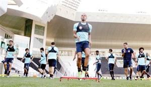 قطری ها به مصاف تیم المپیک می روند,