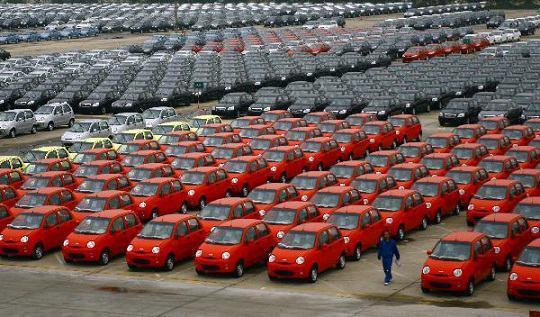 ایران سیزدهمین بازار پرفروش خودرو در جهان شناخته شد