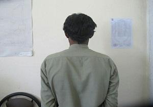 دستگیری قاتل فراری در قصرقند