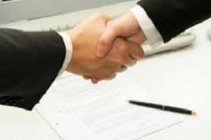امضا تفاهم نامه صندوق ضمانت سرمایه گذاری صنایع کوچک با بانک تجارت
