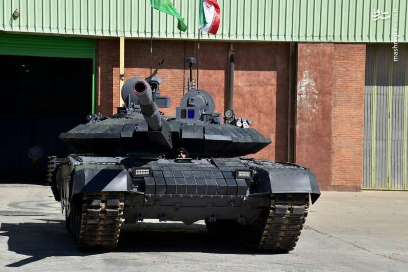 10 ویژگی مهم و برجسته «تانک کرار»/ نماد جدید اقتدار نیروهای مسلح را بهتر بشناسید +تصاویر