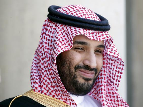 دیدار جانشین ولیعهد عربستان با ترامپ در کاخ سفید