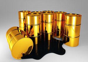 بهای طلا ثابت ماند/ کاهش بهای نفت