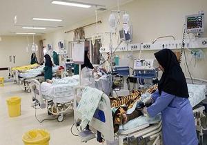 آمادگی بیمارستانها در چهارشنبه پایانی سال