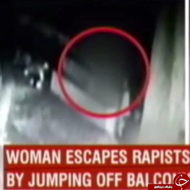 تصمیم عجیب  زن هندی برای فرار از دست مردان شیطان صفت+ تصاویر