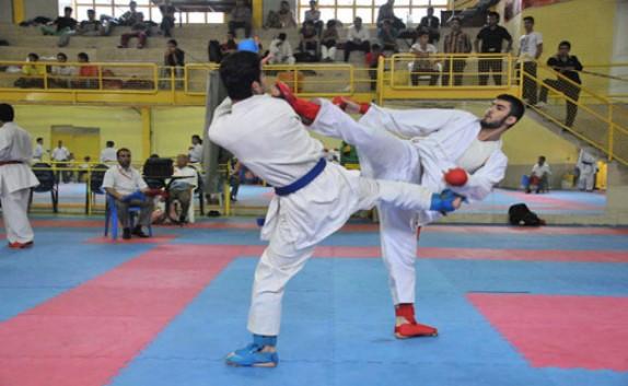 باشگاه خبرنگاران - مقام اول مسابقات قهرمانی کیوکوشین کاراته شمالغرب کشور ازآن کاراته کاهای پیرانشهری