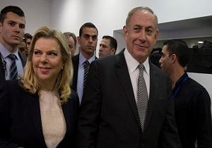آیا همسر نتانیاهو او را از ماشین بیرون انداخته است؟