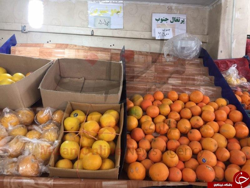 قیمت میوههای بیکیفیت بازار صعودی شد/ مردم توان خرید ندارند