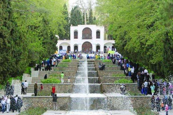 باغ شاهزاده ماهان؛ با فواره های منحصر به فردش